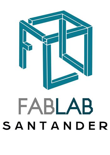 Logotipo del fablab santander
