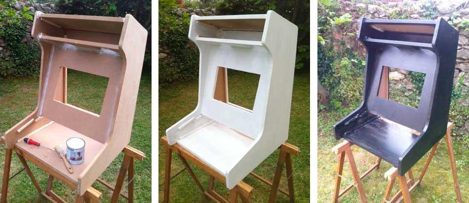 pintado-del-mueble-para-maquina-recreativa